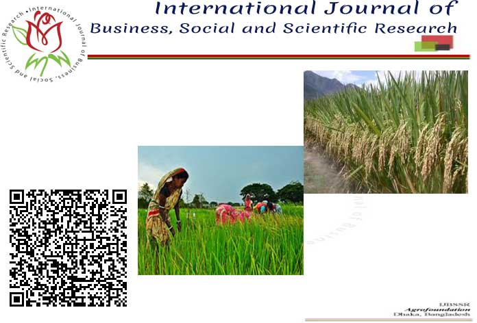 ADOPTION OF IMPROVED RICE CULTIVATION PRACTICES BY FARMERS IN RELATION TO THEIR CHARACTERISTICS