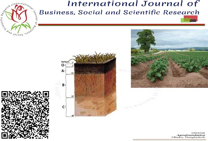 A COMPARATIVE STUDY ON THE CHANGES OF LAND USE AND SOIL NUTRIENTS OF MOULOVIBAZAR