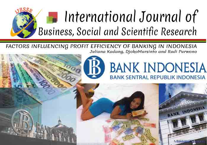 FACTORS INFLUENCING PROFIT EFFICIENCY OF BANKING IN INDONESIA