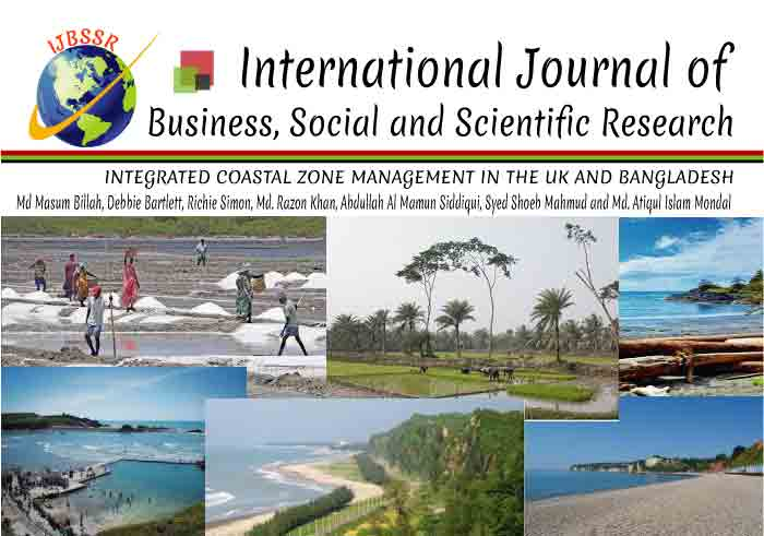 INTEGRATED COASTAL ZONE MANAGEMENT IN THE UK AND BANGLADESH
