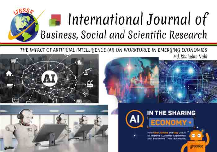 THE IMPACT OF ARTIFICIAL INTELLIGENCE (AI) ON WORKFORCE IN EMERGING ECONOMIES