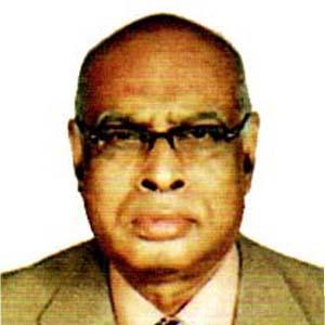 Dr. A. F. M. Akhtaruzzaman