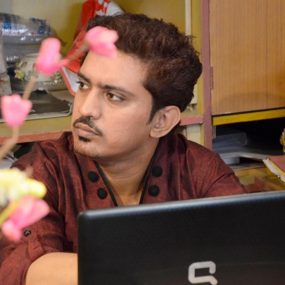Rudrarup Gupta